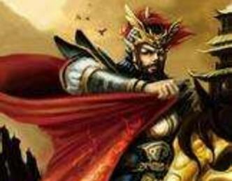 三国历史中裸衣战马超的是谁?